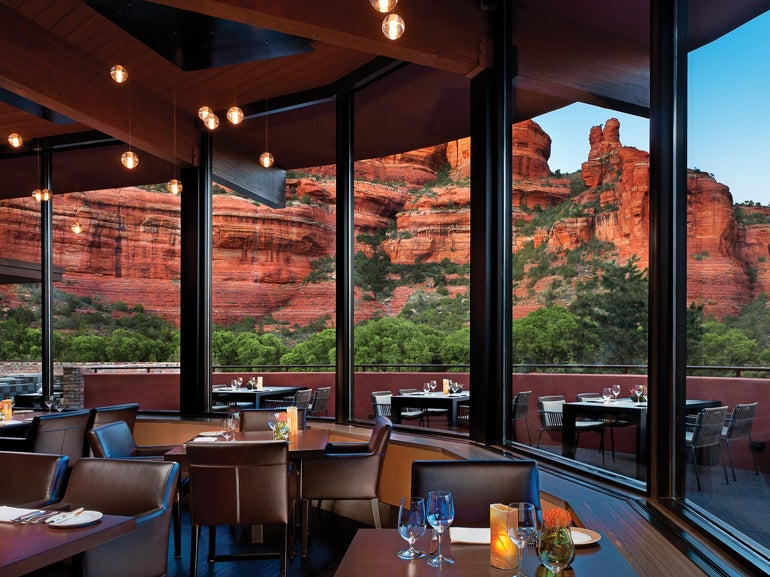Best Romantic Restaurants In Sedona