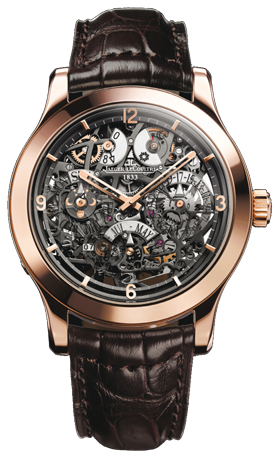Jaeger-LeCoultre Master Eight Days Perpetual SQ