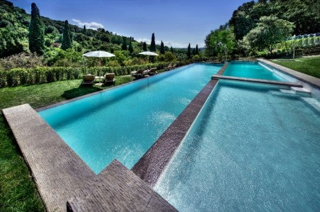 Swimming Pool, Il Salviatino