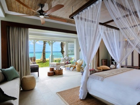 Room with a View, The St. Regis Mauritius