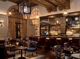 The Bar, The St. Regis Washington DC