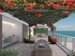Miami Beach Edition Residences Rendering