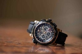 Carl F. Bucherer Two-Tome Patravi