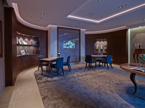 New BOVET Boutique in Berlin