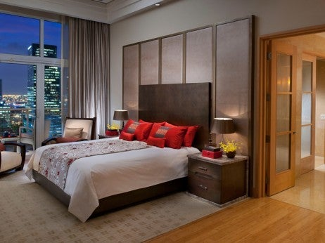Oriental Suite at Mandarin Oriental Miami