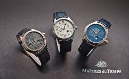 Maitres du Temp's Chapter Three Watches