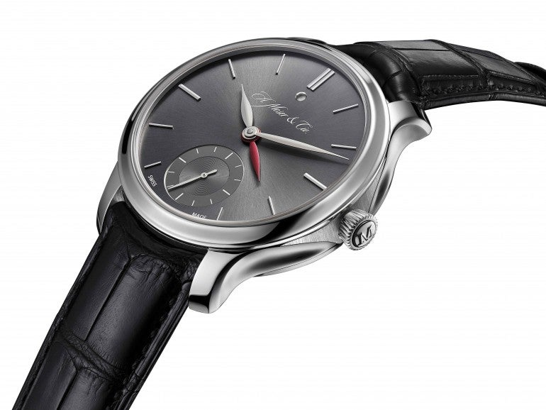 H. Moser Nomad Dual Time