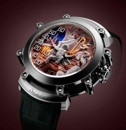 Bulgari Theatre della Art Minute Repeater