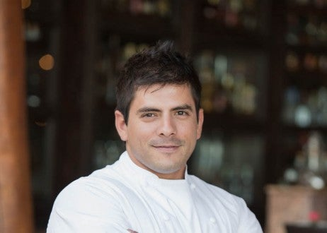 Chef Yvan Mucharraz