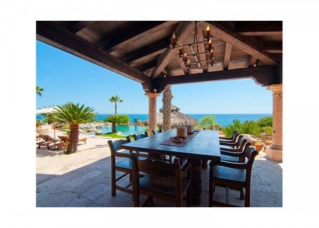 Villa Vists Ballena Outdoor Dining