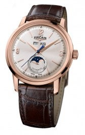 Vulcain 50s Presidents' Watch Moon Phase