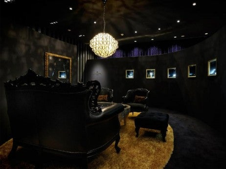 Osaka's New Backes & Strauss Salon