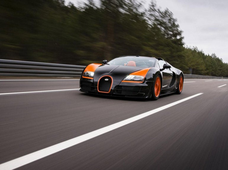 Is The Bugatti Veyron The Best Car In The World
