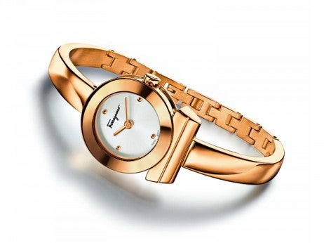 Gancino Bracelet Watch / Salvatore Ferragamo
