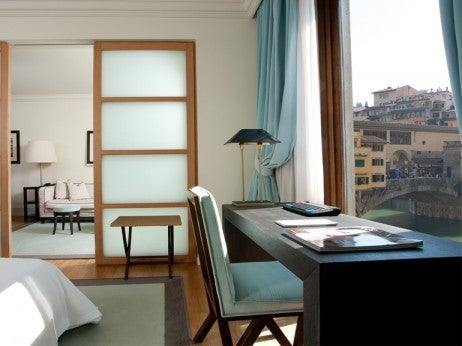 Suite at Lugarno Suites, Florence