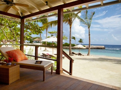 Beach Villa at GoldenEye