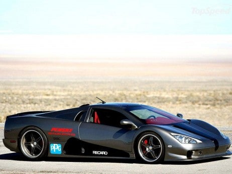 SSC  Ultimate Aero TT-19