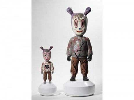The Guest by Gary Baseman