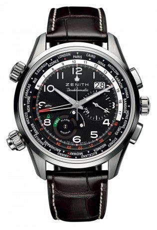 Zenith Doublematic Pilot Watch