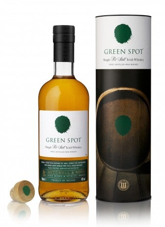 irish whiskey brand spot whiskey green spot bottle