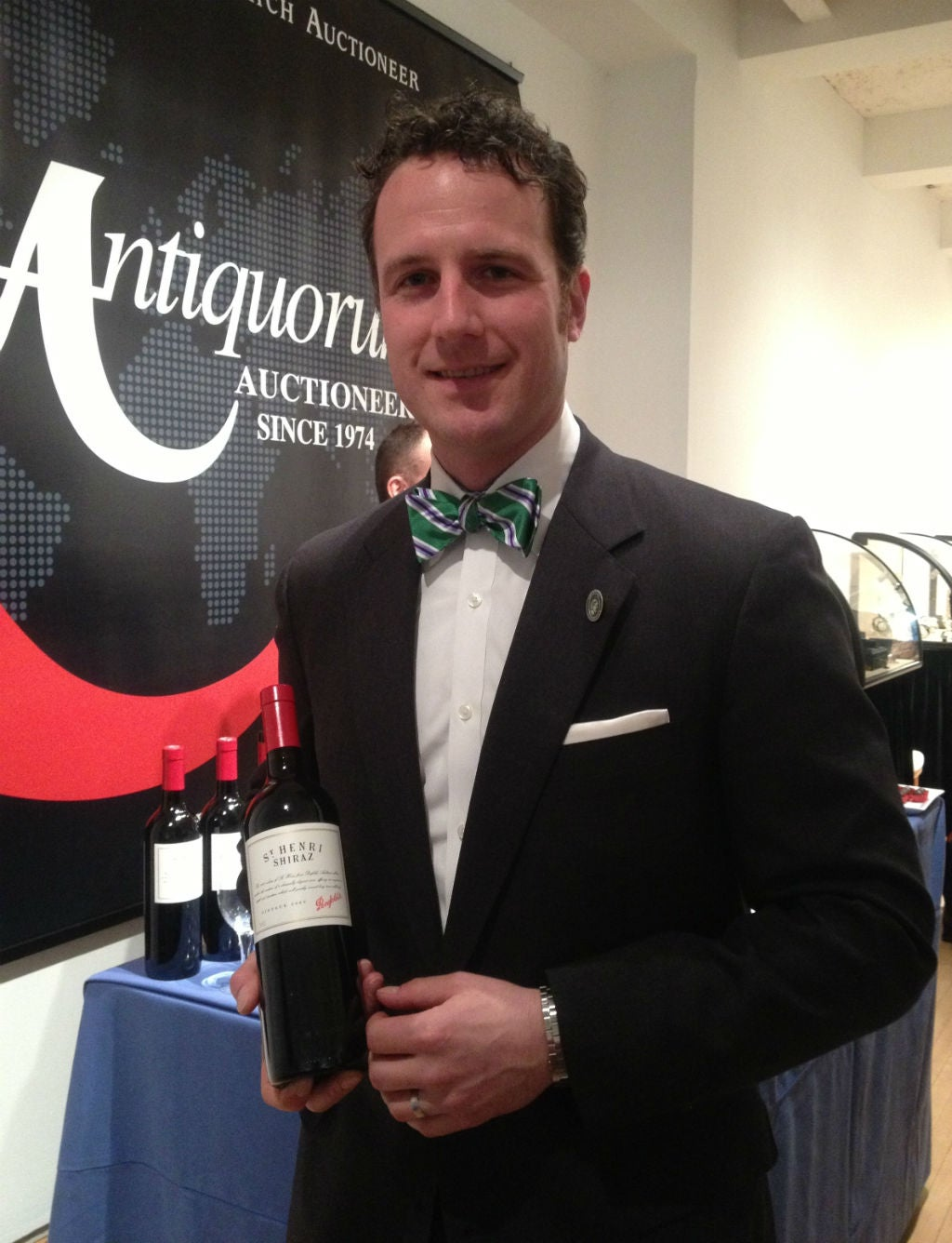 Michael Meagher Penfolds