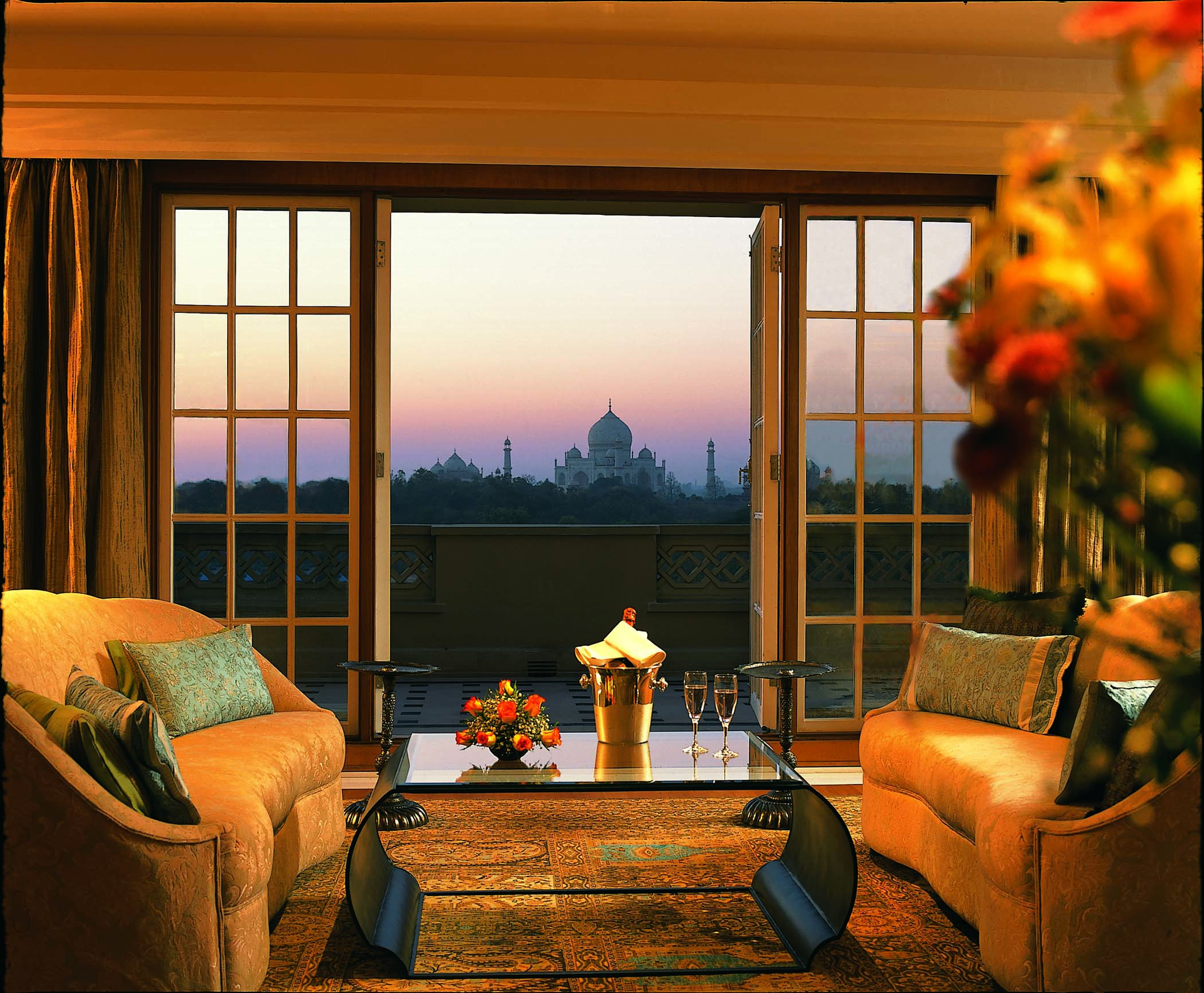 Credit: The Oberoi Amarvilas