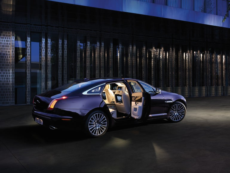 Jaguar Get To Le Royal Monceau Raffles Paris In Style Elite Traveler
