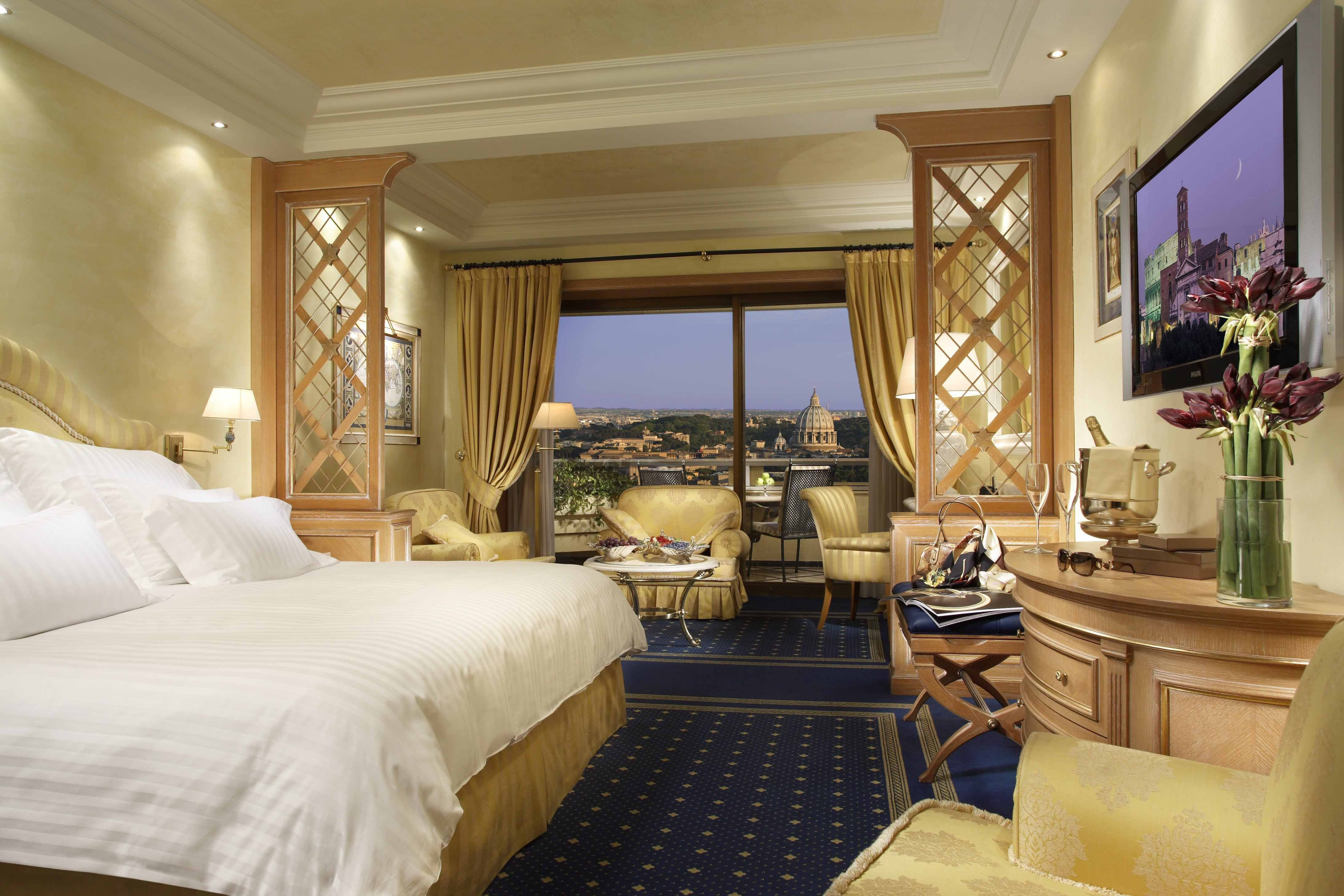 Credit: Waldorf-Astoria Rome
