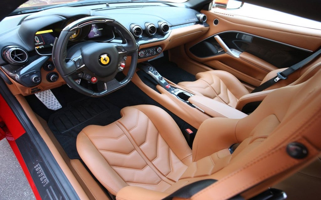 Ferrari-F12-Berlinetta-interior-1024×640 | Elite Traveler