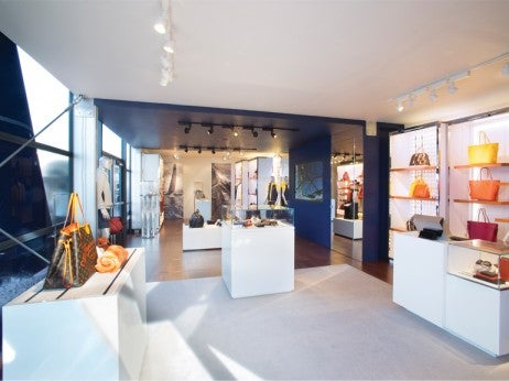 Louis Vuitton / America's Cup Pop-Up Store