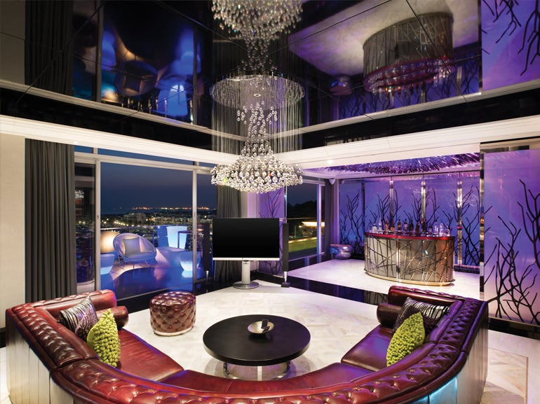 W Singapore  The TOP 10 Hotel Suites in the World W Singapore