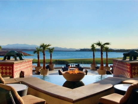 Westin lake Las Vegas, Resort & Spa