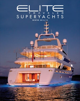 Elite Traveler Superyachts 2013-2014