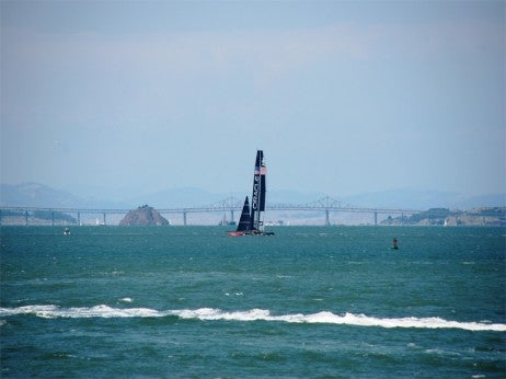Oracle America's Cup Penfolds