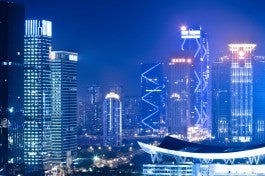 Shenzen special economic zone