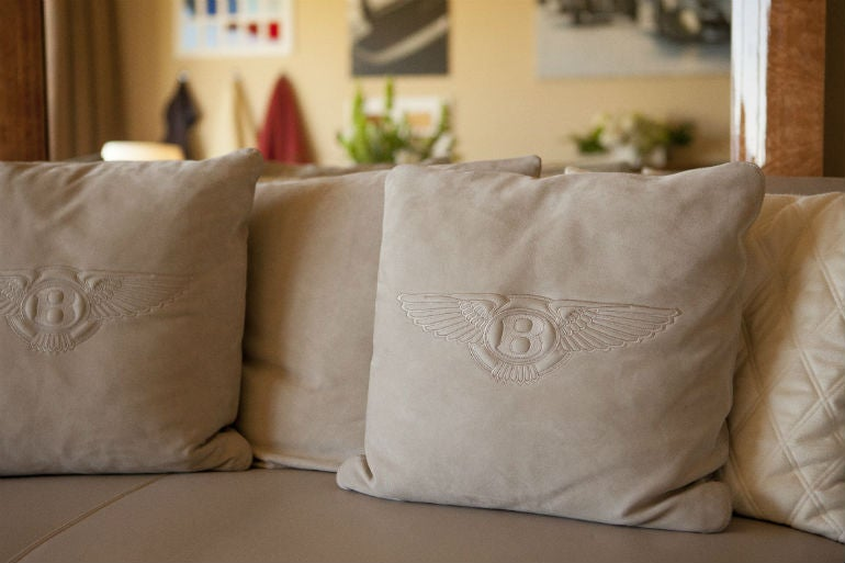 Bentley Partners With Luxury Living Group To Offer State Of The Art,  Heirloom Quality Furniture