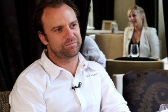 Interview with Brett Graham, Head Chef at The Ledbury