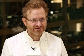 Interview with Mikael Jonsson, Head Chef at Hedone, London