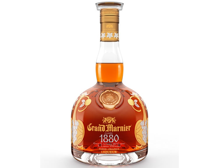 Masters Of Liqueur Debut New Grand Marnier Cuv 233 E 1880