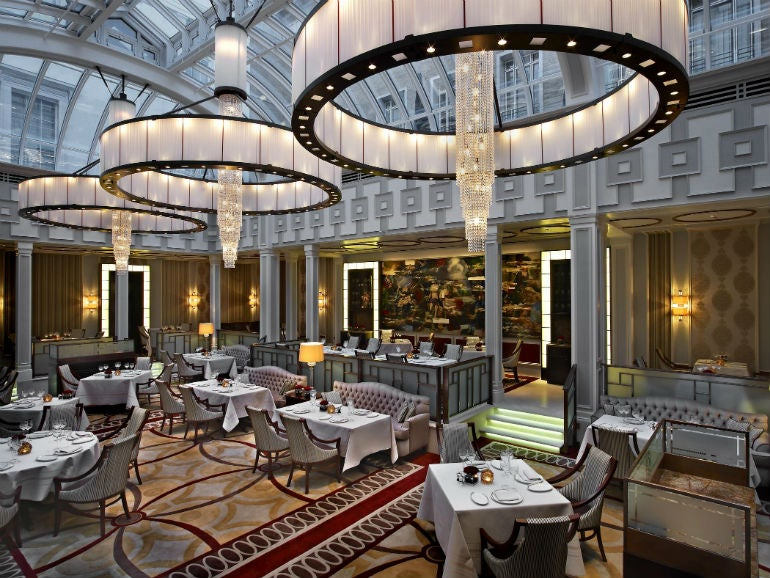 Most Expensive Restaurants In London Elite Traveler