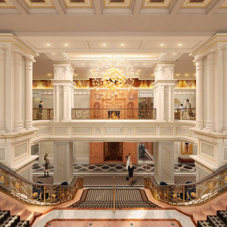 The New York Palace Completes Second Phase Of Renovations