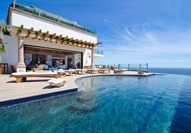 All Inclusive Vacation Villa Rentals Cabo San Lucas Elite Traveler