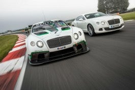 bentley continental gt3_