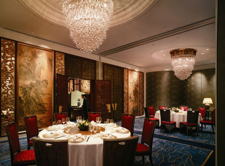 The 11 best restaurants in hong kong page 8 of 12 for Best private dining rooms hong kong