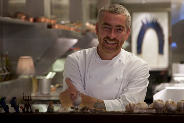 Superstar Chef Alex Atala On Brazilian Fine Dining Elite