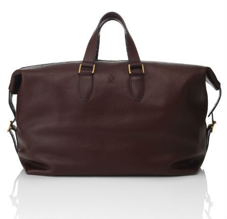 Alfred Dunhill Sherborne grip bag