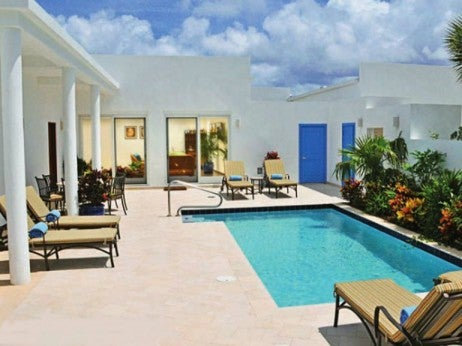 Three Bedroom Beachfront Villa / Cuisinart Golf Resort & Spa
