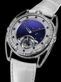 De Bethune DB28T Tourbillon Jewellery watch