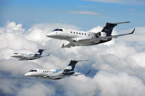 Embraer To Display New Models At Nbaa Convention Elite