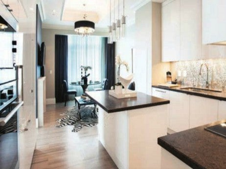 Kitchen / The Presidential Suite (Suite 3501)